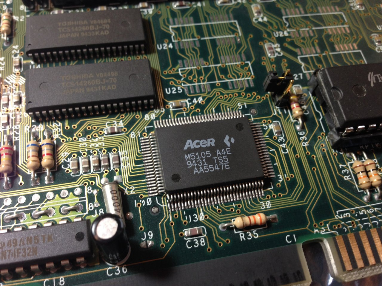 Drivers: Acer Secondary IDE controller