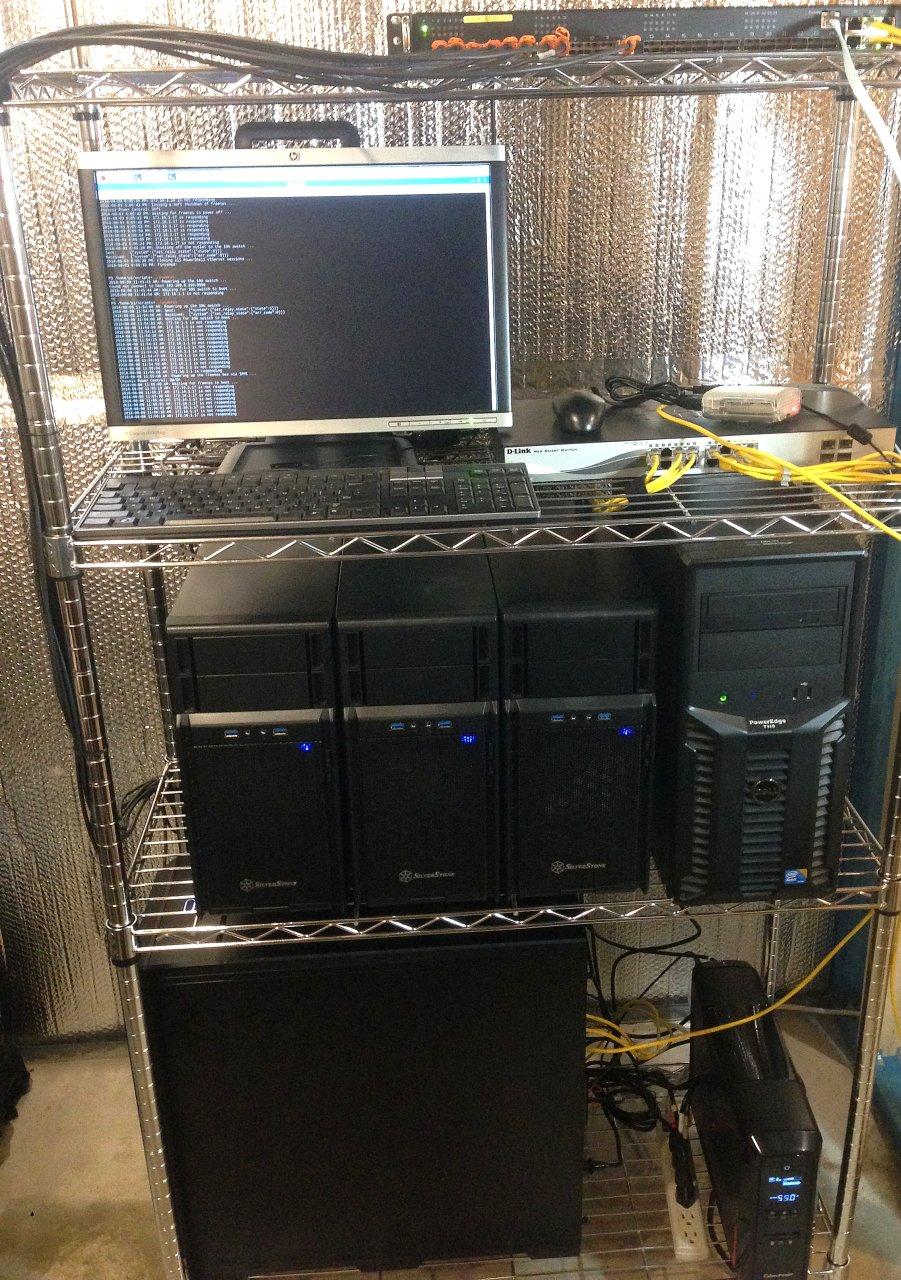 Home Lab – vswitchzero
